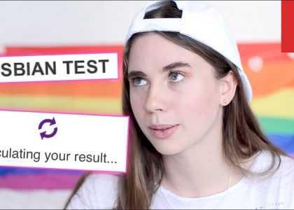 Terrifying Am I Gay Test Suggestions